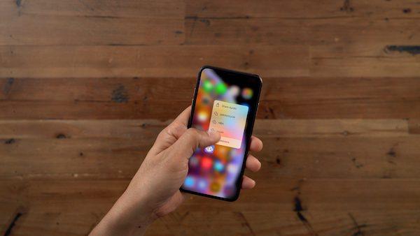 2019年モデル iPhoneから3D Touch が完全廃止か? (ワタシハ、3D Touch ほぼ使ってナイ)