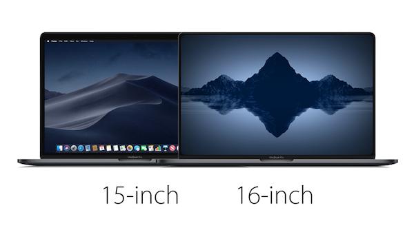 16インチ、ナローベルゼのMacBook Pro が9月に発売?