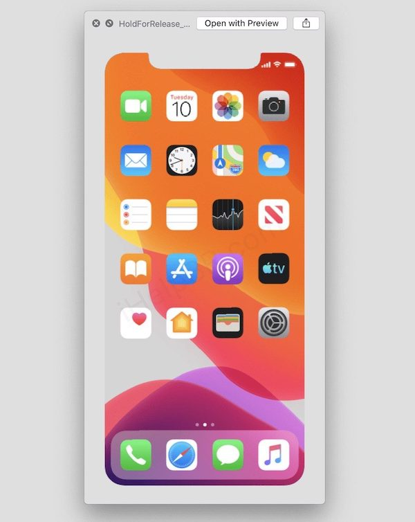 2019年モデルのiPhoneの発表日は2019年9月10日? iOS 13の最新ベータから発見。