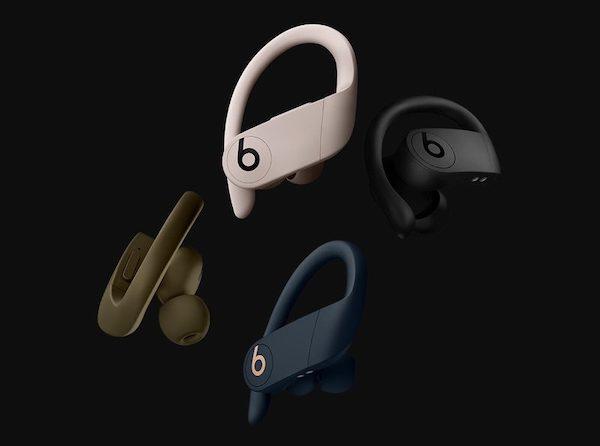 Beats by Dr.Dre、「Powerbeats Pro」のアイボリー、モス、ネイビーを日本でも予約開始。8月30日より発売です(*`・ω・)ゞ。