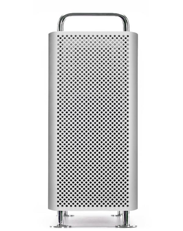 「MacPro 2019」をまるパクリしたPCケース「DUNE PRO」がKickstarterでクラウドファンディン予定です。イイのかこれ?
