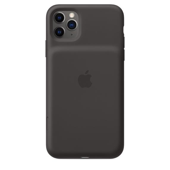 Apple、「iPhone 11シリーズ Smart Battery Case」の販売を開始。新たに専用カメラボタンが搭載。