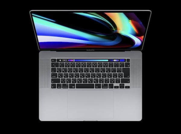 """Apple、「MacBook Pro 2019 16-inch」のグラフィックオプションにAMDの""""Navi 12"""" 7nmプロセスの「AMD Radeon Pro 5600M (8GB HBM2メモリ搭載)」を追加。デスクトップクラスのGPUです(*`・ω・)ゞ。"""