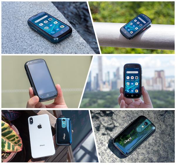 「Jelly 2、世界最小のAndroid 10 4Gスマートフォン」 Kickstarterでキャンペーン開始。日本用はおサイフケータイ対応です(*`・ω・)ゞ。
