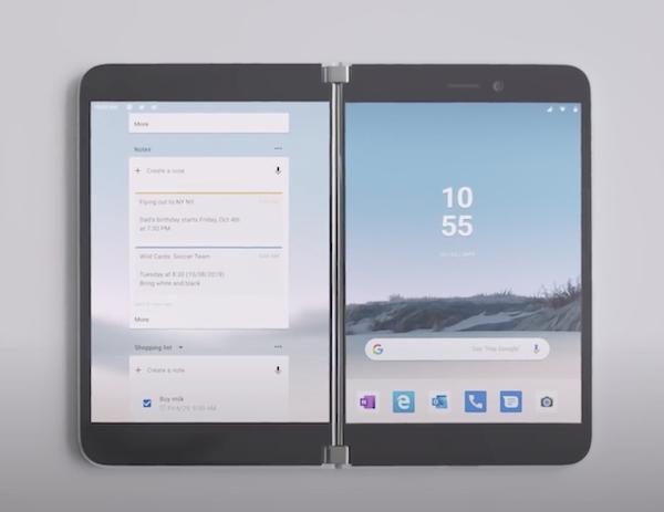 Microsoftの未発売2画面Android端末、「Surface Duo」が日本の技適を通過。日本でも発売される?