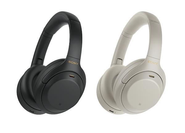 SONY、ワイヤレスノイズキャンセリングヘッドホン 「WH-1000XM4」発表。更に進化した最高のノイズキャンセリング搭載です。