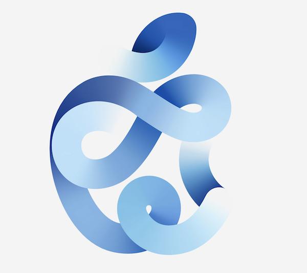 今回の「Apple Event」のロゴから、青色の新色来るよね! 多分。