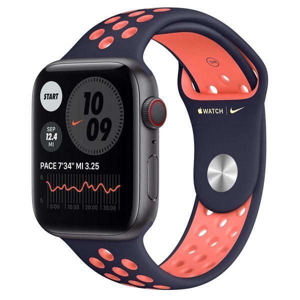 「 Apple Watch Series 6 Nike モデル」予約完了(*`・ω・)ゞ。少し出遅れたので発売日には手に入らない。