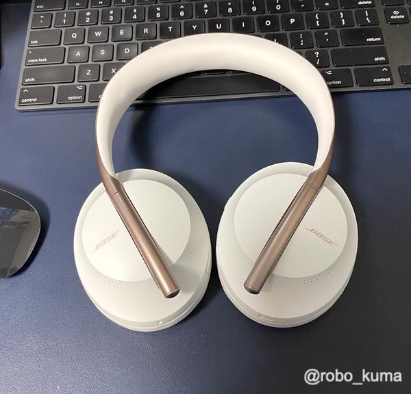 Amazonプライムデーで1万円安くなった「BOSE NOISE CANCELLING HEADPHONES 700 ソープストーン」を買いました。