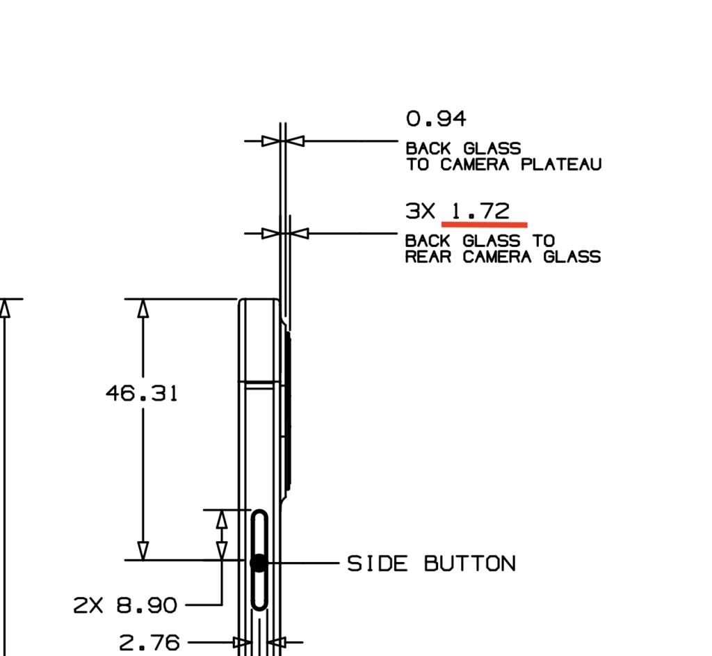 iPhone 12の各部のサイズが分かります。Apple、「Appleデバイス用アクセサリの デザインガイドライン」の最新日本語版を更新。