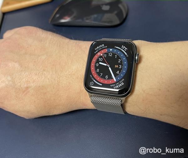 Apple Watch Series 6 と iPhone 12 Pro Maxのペアリングが数日前から切断。再起動でも直らず・・・。原因はApple WatchのBluetooth。