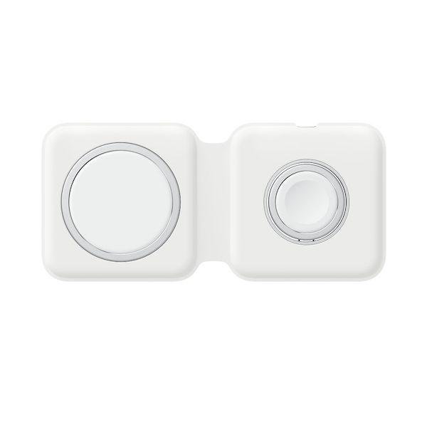 Apple、「MagSafeデュアル充電パッド」の販売を Apple Online Storeで開始。iPhoneとApple Watchを同時に充電できます。