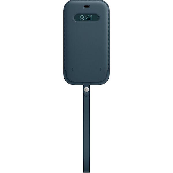 Apple、「MagSafe対応iPhone 12 シリーズ レザースリーブ」の販売を開始。Pro Max用は年内に手に入らない、人気なの?