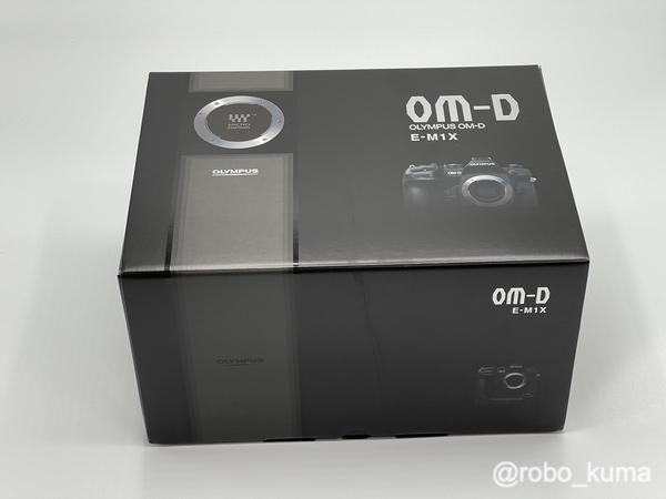 カメラ本体「OLYMPUS OM-D E-M1X」購入。「OM-D E-M5製品交換キャンペーン」でピックアップ交換購入です(*`・ω・)ゞ。