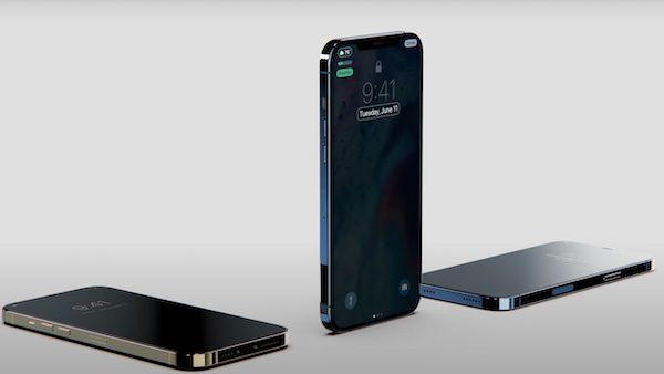 iPhone 13は常時表示のディスプレイ、本体は洗練されたマットバックなどを装備?噂。