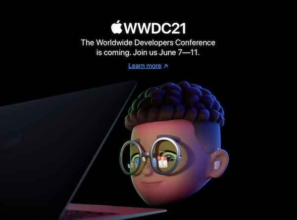 Apple、「WWDC21」のオンライン開催を発表。2021年6月7日から開催です(*`・ω・)ゞ。