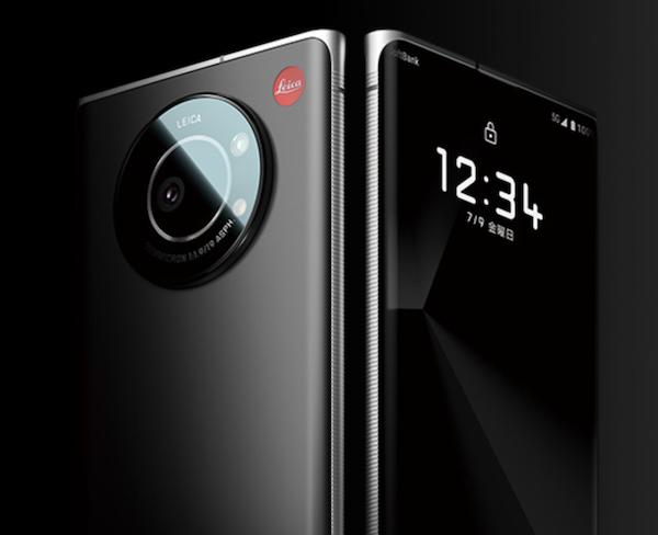ライカがスマホを発表。「LEITZ PHONE 1」をSoftBank独占販売。カメラは1インチ大型センサーを搭載です。