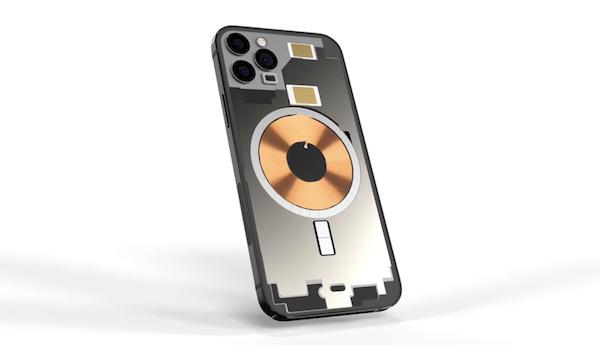 iPhone 13ではより強力なMagSafeとワイヤレス充電コイルを搭載? 私は熱処理不足で無理だと思う(●°ᆺ°●)。